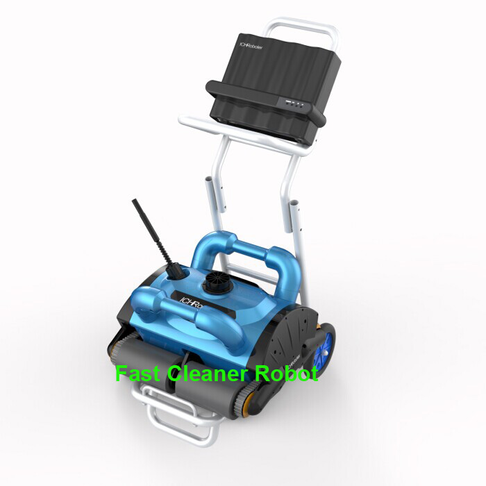 China Automatic Cleaner Pool Robot Swimmling Cleaner iCleaner-200